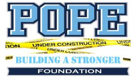 Pope Foundation Under Construction